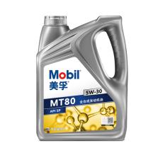 美孚/Mobil MT80 科技联创款 全合成发动机油 SP 5W-30  4L 4L 5W30