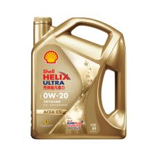 壳牌/Shell 超凡喜力 新升级高效动力版 0W-20 SN C5 4L