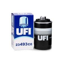 【20μm级精密过滤】意大利 欧菲/UFI 高性能长效型 机油滤清器 23.493.C0
