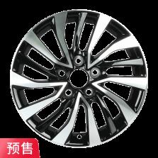 预售 丰途严选/HG1406 16寸 丰田卡罗拉原厂款轮毂 孔距5X114.3 ET45枪灰车亮