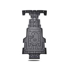 日产途达 钜甲 发动机下护板 车底防护板 锰钢专用发动机护板【3D锰钢下护板1.5mm】 (4件套 发动机+变速箱+水箱+分动箱)