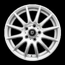 【买二送二】丰途/FT101 16寸低压铸造轮毂 孔距5X114.3 银色车亮