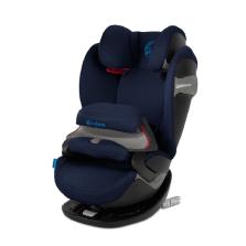 德国 cybex/赛百适 汽车儿童安全座椅 pallas S-fix 9月-12岁isofix接口 靛草蓝