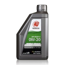 【日系母乳】百年出光/IDEMITSU 新升级Mo钼护配方 SN/GF-5 0W-20 1L 全合成机油