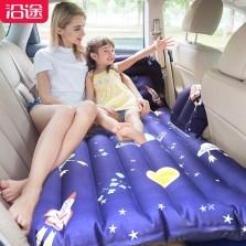 沿途 车载充气床后排旅行床车内后座气垫床 分体有档 护头档 N25 星球