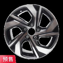预售 丰途严选/HG5716 16寸 本田雅阁原厂款轮毂 孔距5X114.3 ET50黑色车亮