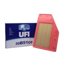 【长寿命低阻流】欧菲/UFI 高性能 空气滤清器 30.B51.C0
