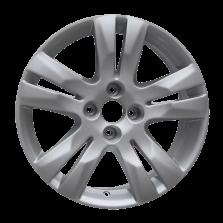 丰途严选/HG0267 17寸 东风标致3008原厂款轮毂 孔距4X108 ET29银色涂装