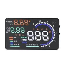 暴享(BAOX)B8 抬头显示器车载HUD汽车通用高清车速数字投影仪OBD行车电脑