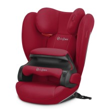 cybex赛百适 Pallas b fix 9月-13岁汽车儿童安全座椅 活力红