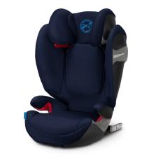 德国 cybex/赛百适 汽车儿童安全座椅solution S-fix 3-12岁 靛草蓝