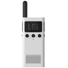 小米米家对讲机1S 白色 超轻 超薄 支持蓝牙耳机 超长待机 户外酒店自驾游民用手台