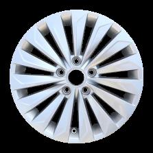 丰途严选/HG1516 16寸 大众朗逸原厂款轮毂 孔距5X112 ET46银色涂装