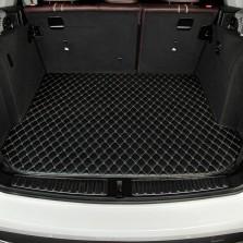 车丽友 专车专用后备箱垫 【黑色+米线】
