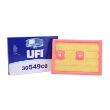 【长寿命低阻流】欧菲/UFI 高性能 空气滤清器 30.549.C0
