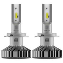 飞利浦/PHILIPS XU极昼光 汽车LED大灯 改装替换 9005/HB3 6000K 一对装 白光