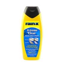rain-x 大灯玻璃油膜重垢清洁乳 前挡风玻璃去油膜清洗剂 355ml(5080217)