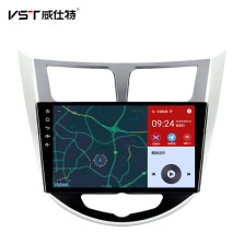 威仕特 现代ix25/ix35/索纳塔/朗动/领动/名图/ix45/瑞纳/瑞奕/途胜/悦动/悦纳 智能语音 高德地图 4G大屏智能车机导航
