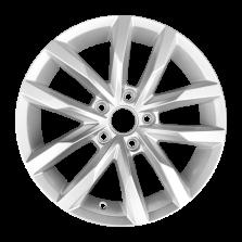 丰途严选/HG0571 16寸 大众迈腾原厂款轮毂 孔距5X112 ET41银色涂装