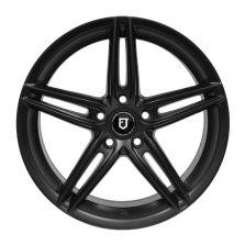 【热销款 买3送1 四只套装】丰途/FT513 18寸 低压铸造轮毂 孔距5X114.3 ET43亚黑涂装
