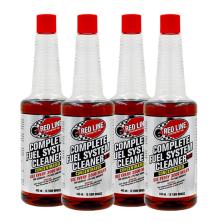 红线/Red Line SI-1 美国进口 汽油添加剂/燃油宝 清除积碳汽油添加剂 60103 【4瓶装*443ml】