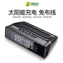 360胎压监测仪Plus 太阳能内置款 JP816 黑色
