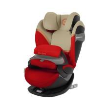 2020年cybex/赛百适 pallas S fix 9月-12岁 汽车用儿童安全座椅 秋叶金