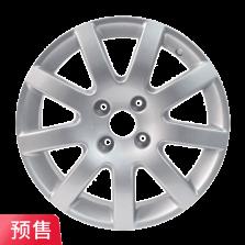 预售 丰途严选/HG9028 16寸 标致308/307原厂款轮毂 孔距4X108 ET31银色涂装