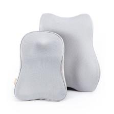 小米8H 链汽车座椅靠垫护椎腰靠腰部靠垫套装