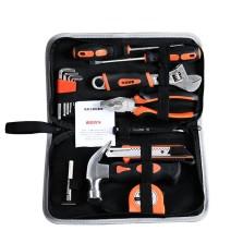 途虎定制 帆布工具包套装家车两用多功能五金工具包 汽修工具 升级版