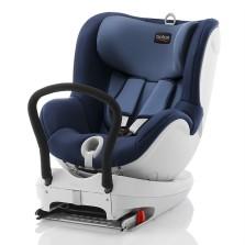 【限时特价】宝得适/Britax 双面骑士Dualfix 儿童安全座椅 isofix  0-4周岁 【月光蓝-2018新配色】