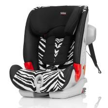宝得适/Britax 百变骑士 II SICT 二代汽车儿童安全座椅 isofix 9月-12岁(小斑马)