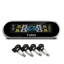 铁将军联合开发 汽车胎压监测系统 TT3 内置式(途虎定制专供)