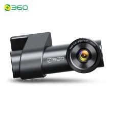 360行车记录仪K600高清夜视1600P隐藏式电子狗内置32G卡