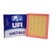 【长寿命低阻流】欧菲/UFI 高性能 空气滤清器 30.674.C0