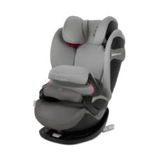 德国 cybex/赛百适 汽车儿童安全座椅 pallas S-fix 9月-12岁isofix接口 曼哈顿灰