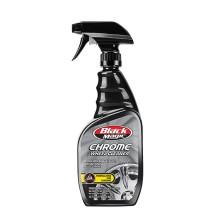 Black Magic 镀铬轮毂清洁剂  汽车轮毂清洗剂 强力去污 清洁 680ml(120005)