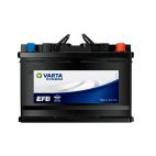 瓦尔塔 EFB高端带自动启停车型蓄电池20-70/H6-70-L-T2-E上门安装【12月质保】