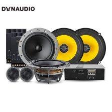 免费安装 丹拿DYNAUDIO ESOTAN 236 汽车音响改装 两分频套装+650x同轴+480.6C DSP全车六喇叭功放套餐