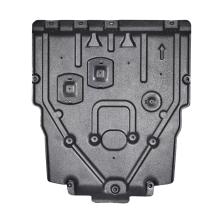 钜甲 汽车发动机下护板 专车专用挡板护底板 3D护板 原车开模 3D镁铝合金 链接一对多需备注车型