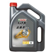 嘉实多/Castrol 金嘉护 合成技术机油 5W-30 SN 4L 4升 5W30