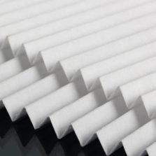 汽车空调HEPA PM2.5滤纸芯通用型 100折【按需裁剪】