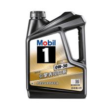 美孚/Mobil 美孚1号 黑金版经典系列 全合成发动机油 0W-30 SP/GF-6A 4L 4L 0W-30