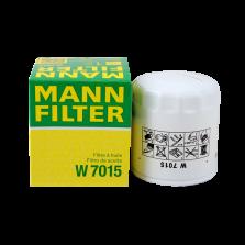 曼牌/MANNFILTER 机油滤清器 W7015