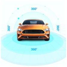 【免费安装】创讯3D定制雷克萨斯全景 雷克萨斯专用360全景影像3d倒车辅助系统ES行车记录仪/RX/NX200