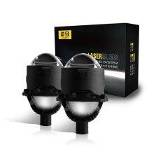 港马 LED透镜大灯改装套装 一对装 免费安装
