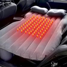 卡饰社 车载充气床 可选加热功能 四季可用 自驾野营旅行床 野餐气垫床 CS-83005【灰色】