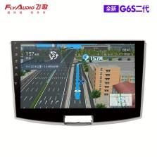 【立减500 免费安装】飞歌/flyaudio G6S二代大屏导航一体智能车机 标配