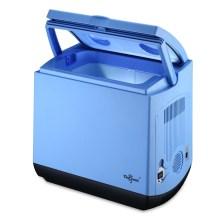 婷微/Tingwei CB-25L升 半导体电子双制冷系统车载冷热箱 学生宿舍小冰箱化妆品药品冷藏箱
