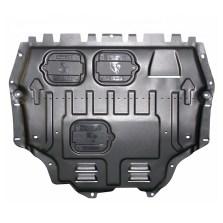 【包安装 限时特价】睿卡 锰钢汽车发动机下护板  改装配件专用发动机护板【锰钢】